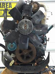 Rv Chassis Parts Used International Motor