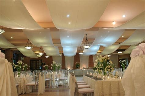 how to drape a ceiling for wedding reception best 25 ceiling draping wedding ideas on
