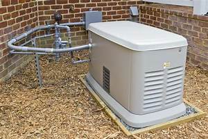 Selecting The Right Generator For Your Home