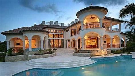 Mansions Designs by Breathtaking Mediterranean Mansion Design