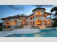 Breathtaking Mediterranean Mansion Design YouTube