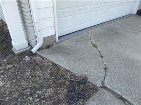 tips for post winter driveway repair or replacement