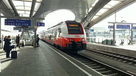 zuege  graz hauptbahnhof   oebb railjet