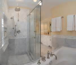 carrara marble bathroom ideas bianco carrara marble bathroom 1179 bianco carrara lorton virginia