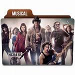 Icon Musical Folder Icons Genres Limav Folders