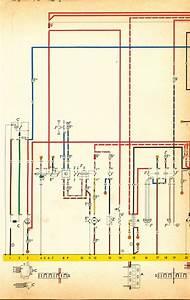 Thesamba Com    Type 4 Wiring Diagrams