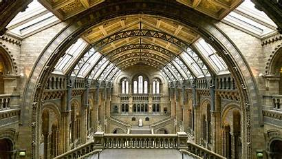 Museum Natural History London Nhm Architecture Interior