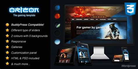Themeforest The Gaming Template Wp Version