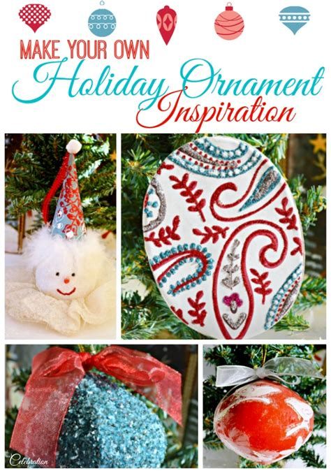 make your own christmas ornament make your own holiday ornament inspiration little miss celebration