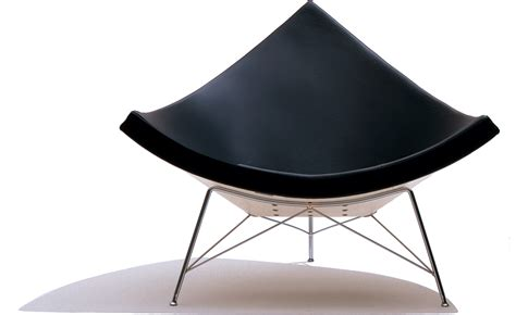 Shell Dining Chair by George Nelson Coconut Chair Hivemodern Com