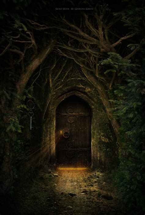 the secret door secret door by georgina gibson on deviantart