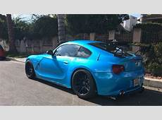A Modified BMW Z4M Coupe for the Races The Drive