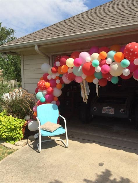Balloon Arch Colors