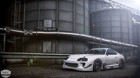 Toyota Car Wallpaper Hd by Car Toyota Supra Wallpapers Hd Desktop And Mobile