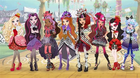 Ever After High Theme Song And Lyrics