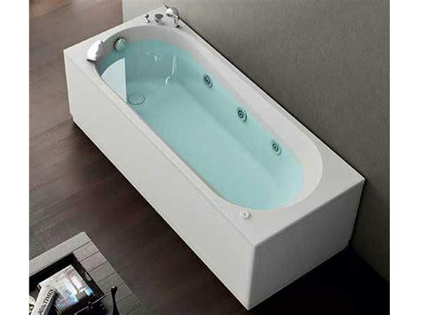 vasche da bagno hafro vasca da bagno idromassaggio rettangolare collezione
