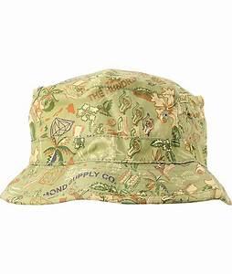 The Hundreds x Diamond Supply Adam Green Bucket Hat | Zumiez