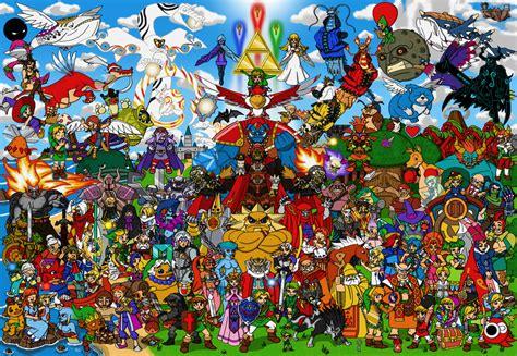 Adventure Of Link Zelda Dungeon