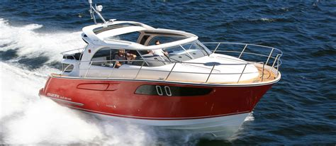 Aft Cabin Boats by Marex 320 Aft Cabin Cruiser Baltic Boat