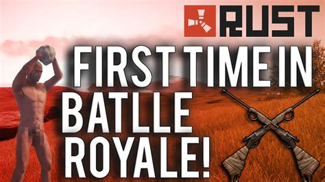 battle rust royale game