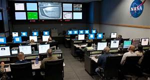 NASA Mission Control Computer - Pics about space