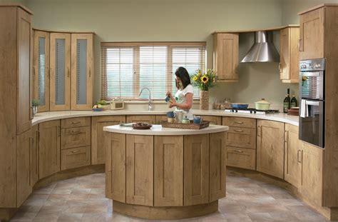 Tuscany Natural Oak Kitchen   ::: Pat Payne Kitchens
