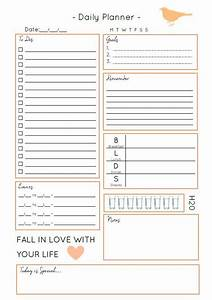 best 25 daily planners ideas on pinterest daily With day planner online template