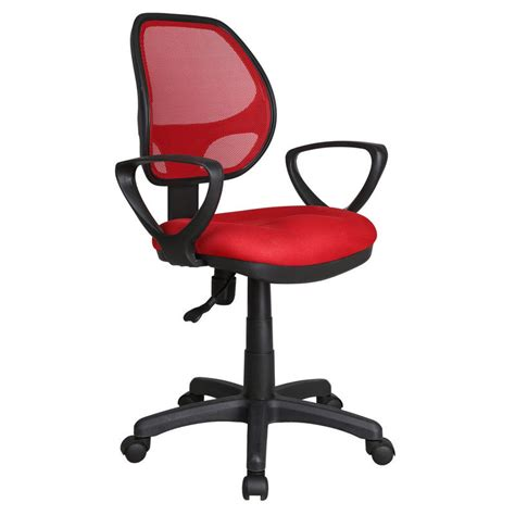 gas lift swivel computer desk office furniture chair with