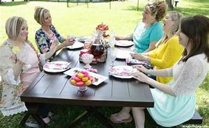 Host a Book Club Tea Party - A Cup Full of Sass