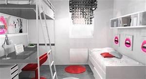 Amenagement Chambre Ado : am nagement d 39 une chambre ado design paperblog ~ Teatrodelosmanantiales.com Idées de Décoration