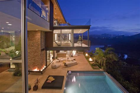 world of architecture justin bieber home beverly california