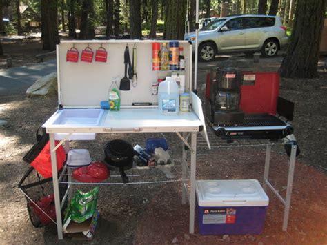 Amazoncom  Coleman Packaway® Deluxe Camp Kitchen