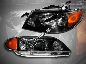2001 Es  Lx  Mp3 Black Headlights