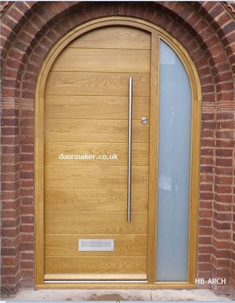 contemporary arched doors hb arch bespoke doors  windows