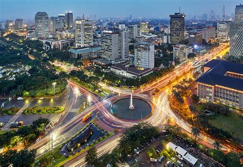 urban infrastructure projects jakarta indonesia