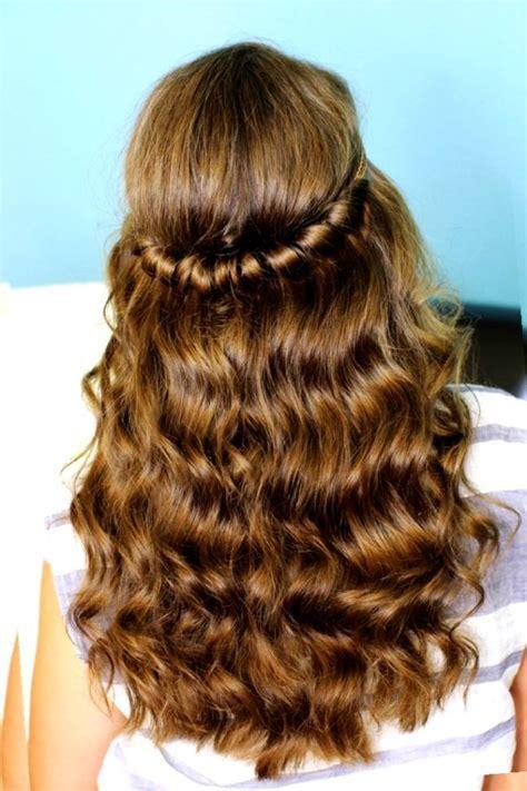 Gallery: Cute Hairstyles For School Dances,   BLACK
