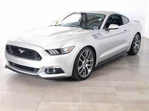 Used 2016 Ford Mustang Leather Nav Rear Cam Shaker Manual
