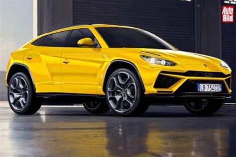 Mobil Lamborghini Urus by Lamborghini Urus 2018 Autobild De
