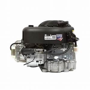 Briggs  U0026 Stratton Engine 21r807-0072-g1 10 5 Gross Hp Intek