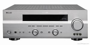 Yamaha Rx-v457 - Manual - Audio Video Receiver