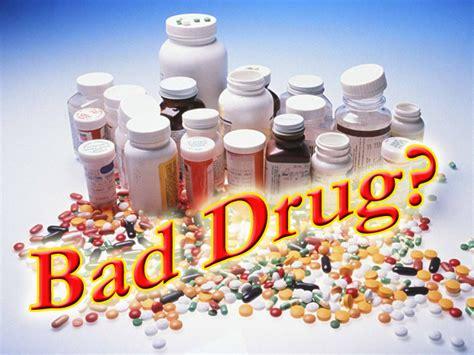 closer scrutiny  prescription drugs recommended