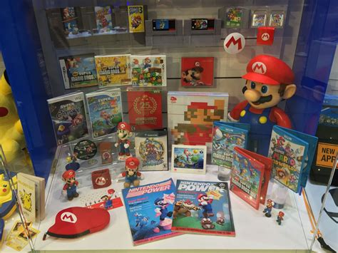 Visiting The Nintendo World Store In New York City
