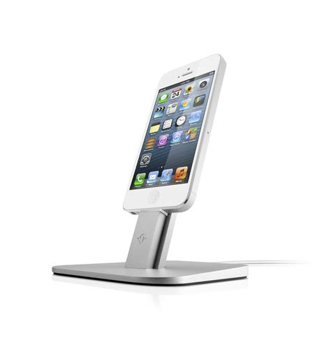 iphone stands twelve south hirise adjustable desktop dock stand for