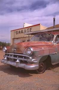 Garage Route 66 : garage and abandoned car ~ Medecine-chirurgie-esthetiques.com Avis de Voitures