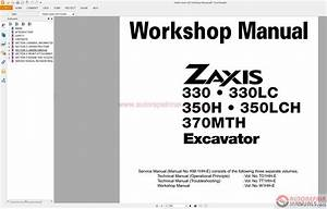 Hitachi Zaxis 330 Workshop Manual