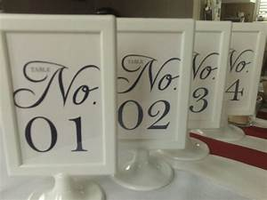 17 Best images about Wedding - Unique Table Number Ideas ...