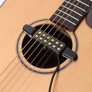 Professional Classic Acoustic Guitar Pickup Transducer