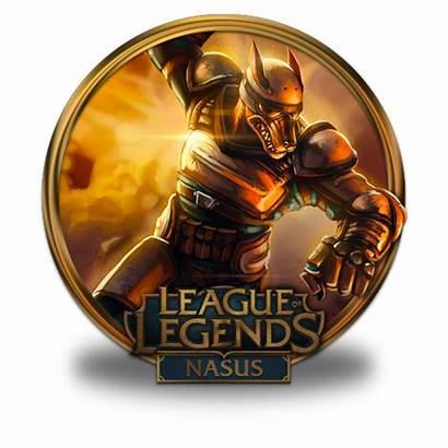 Nasus Riot Icon Icons Legends League Border