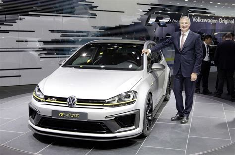 Volkswagen Cars News Golf R 400 Concept Confirmed For