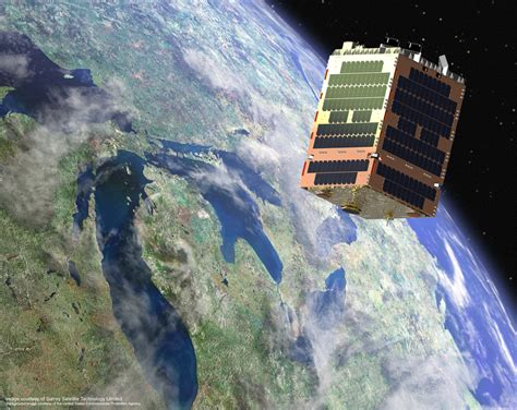 thinkom  develop telesat leo user terminal  satellite